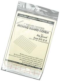 Golden Hands 22-Inch-by-60-Inch Ironing Board Cover