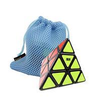 GoodPlay NEW Moyu Pyraminx Black Speed Puzzle Cube Smooth