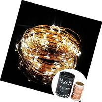 Gorgeous String Lights, Copper Wire Starry String Light,