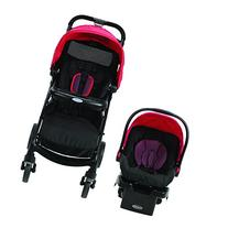 Graco Verb Click Connect Travel System, Spark