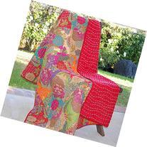 Greenland Home Fashions Jewel Throw Blanket