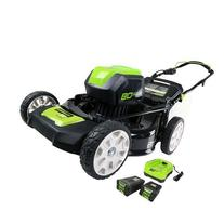 Greenworks 2500402 80V Cordless Lithium-Ion 21 in. 3-in-1