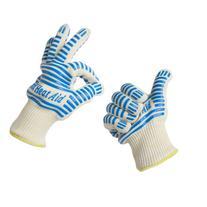 Grill Heat Aid, Heat Resistant Gloves, 932°F EN407