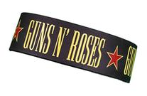 Guns N Roses Logo Repeat Official Wristband