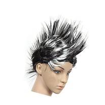 Halloween Costume Party Wigs MOHAWK Hair Punk Dress up,
