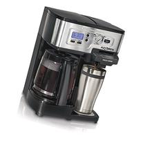 Hamilton Beach FlexBrew 49983A Single Serve / Full Pot