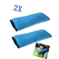 Happy Cherry 2 x Children Baby Seat Belt Soft Comfort Plush