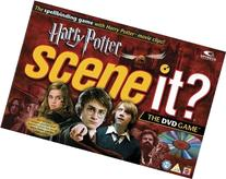 Harry Potter Scene It DVD Game With Bonus Images and