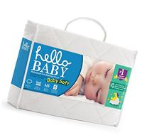 Hello Baby Waterproof Crib Mattress Cover- Quilted Ultra