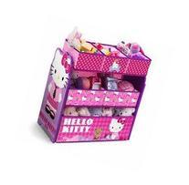 Hello Kitty Multi-Bin Toy Organizer
