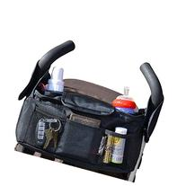 Highest Quality Universal Stroller Organizer, Black , Also