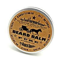 Honest Amish - PURE - Fragrance Free Beard Balm - All