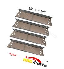 Hongso SPZ681  Stainless Steel Heat Plates for Charbroil