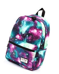 HotStyle Fashion Printed TrendyMax Galaxy Pattern Backpack
