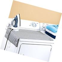 Houseables Ironing Blanket, Magnetic Mat Laundry Pad, 32 1/2