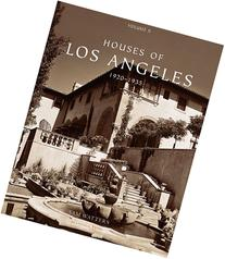Houses of Los Angeles, 1920-1935