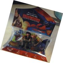 How To Train Your Dragon Character Bandz - 1 Pack of 20