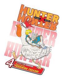 Hunter x Hunter, Vol. 4