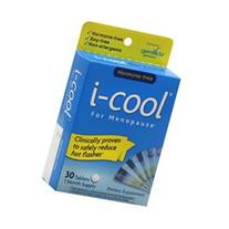 I-Cool For Menopause Dietary Supplement  Plus Omega-3 30