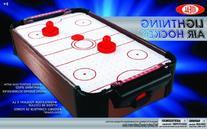 Ideal Lightning Air Hockey Tabletop Game