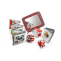 Infant Development Toys Gift Bundle - Black, White & Red