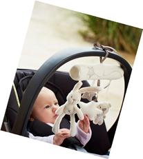 Infant Newborn Baby Pram Bed Bells Soft Hanging Toys Animal