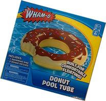 Inflatable Donut Pool Tube Color May Vary by Wham-O