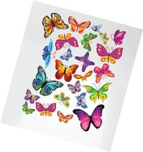 Innovative Stencils 3005 Easy Peel and Stick Colorful