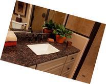 Appliance Art Instant Granite Film - Chestnut 3x20