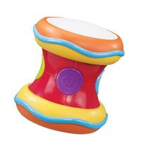 Kidoozie Flash Beat Drum - with Lights Sounds and Music for