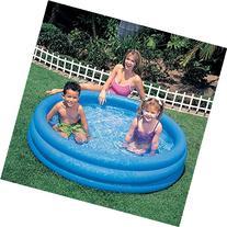 Intex Crystal Blue Inflatable Pool, 45 x 10
