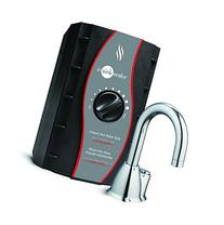 InSinkErator Invite H-HOT100 Push Button Instant Hot Water
