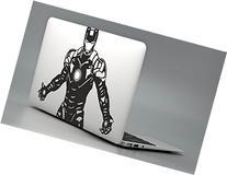 Iron Man Tony Stark Marvel - Sticker Decal Apple Macbook Pro