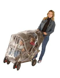 J is for Jeep Tandem Stroller Weather Shield, Baby Rain