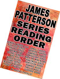 JAMES PATTERSON: SERIES READING ORDER: MY READING CHECKLIST