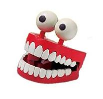 Jabber Jaws Toy Novelty Wind-up Chattering Teeth