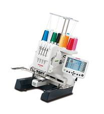 Janome MB-4S Four-Needle Embroidery Machine with included