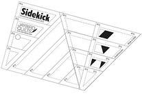 Jaybird Quilts JBQ202 Sidekick Ruler