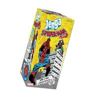 Jenga: Spider-Man Collector's Edition