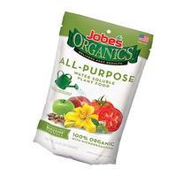 Jobe's Organics All Purpose Fertilizer Spikes, 4-4-4