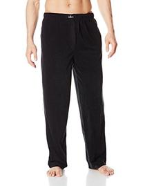 Jockey Micro Plush Pajama Pant L, Black