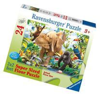 Jungle Juniors 24 Piece Floor Puzzle