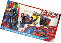 Justice League Twin Sheet Set