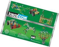 K'NEX 70 Model Building Set – 705 Pieces – Ages 7+