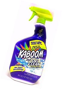Kaboom Shower, Tub and Tile Cleaner With Oxi Clean, 36 oz