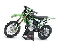 "Kawasaki KX 450F ""Two Two Motorsports"" Chad Reed #22 Bike"