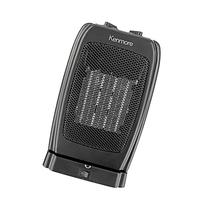 Kenmore Oscillating Ceramic Heater - Black