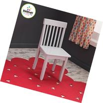 KidKraft Avalon Chair For Children - Grey Fog