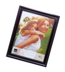 Kiera Grace Lucy Picture Frame, 10 by 13-Inch, Dark Brown