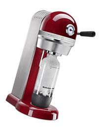 KitchenAid KSS1121ER Sparkling Beverage Maker, Empire Red